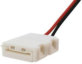 Ficha de Ligação Fácil c/ Fios para Fita de LED 5050 10mm