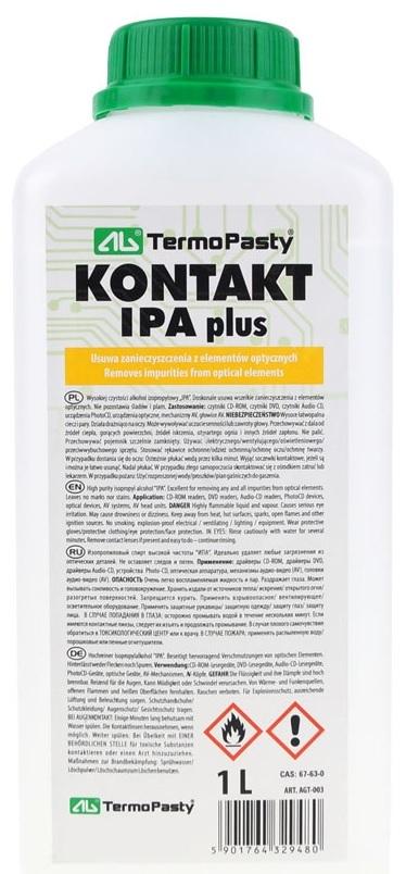 Álcool Isopropílico (1L) - TermoPasty