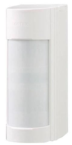 Sensor Duplo PIR para Exterior s/ Fios 868MHz (Branco) p/ Alarme AJAX AJ-HUBKIT