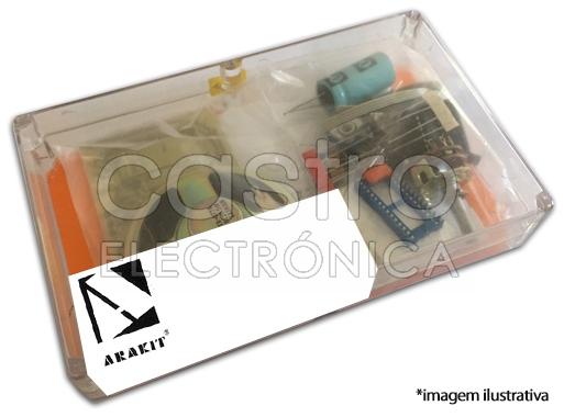 Kit Regulador de Intensidade Luminosa até 800W - ARAKIT