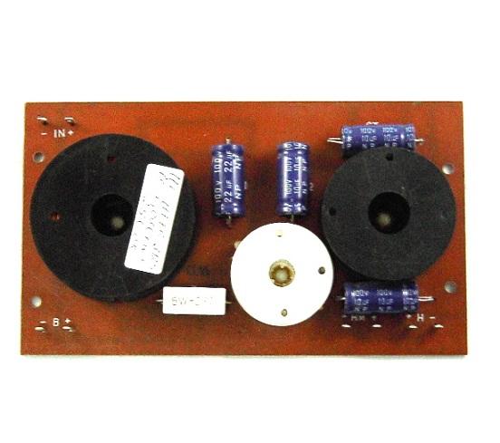 Filtro Frequência 2V 100W C=3500Hz