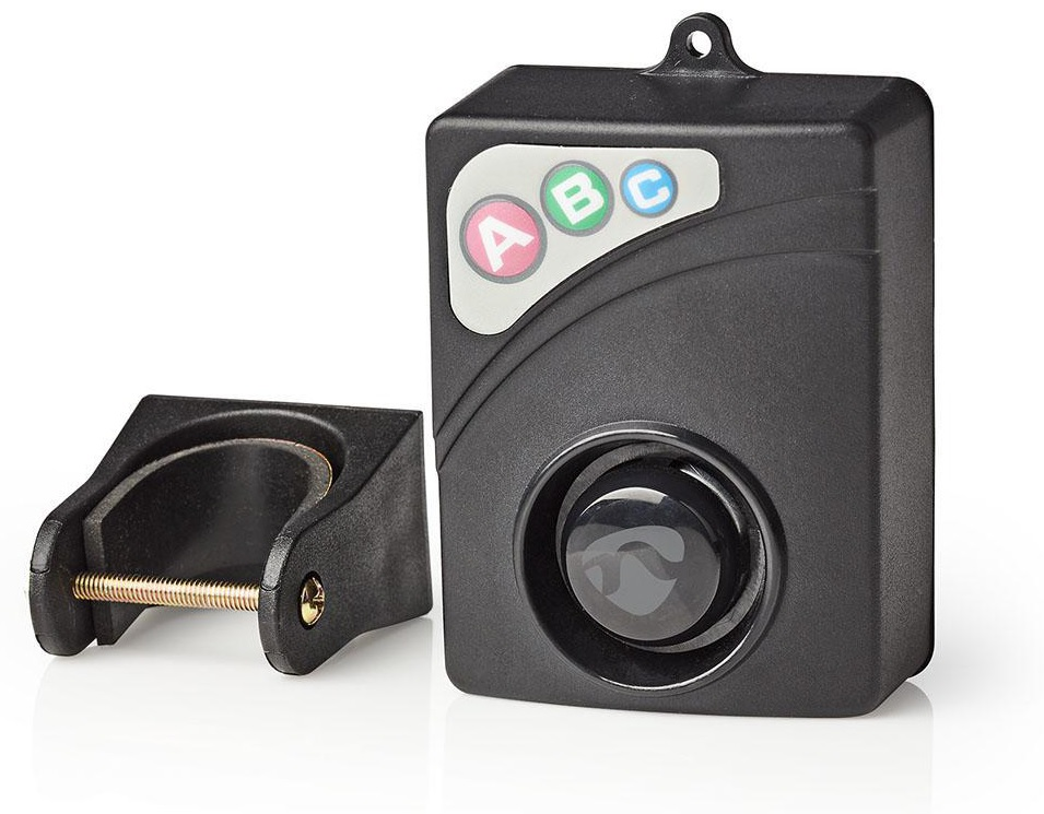 Alarme Bicicleta/Moto com Sensor de Movimento - NEDIS