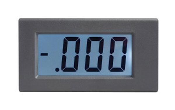 Amperimetro de Painel LCD (DC 0...5A)