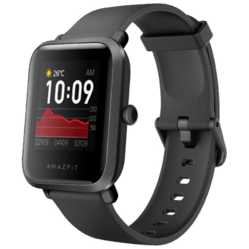 Smartwatch Amazfit Bip S 1.28 (Preto) - XIAOMI