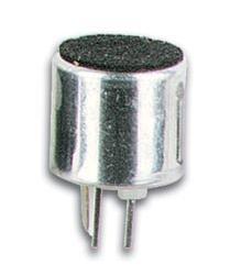Capsula Electreto Ø10mm p/ Microfone