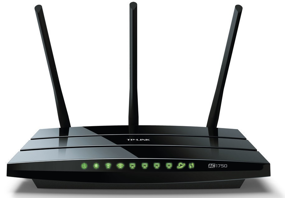 Router Dual Band Wireless ARCHER C7 AC1750 - TP-LINK