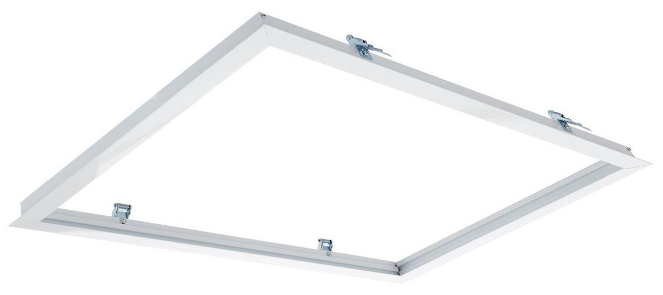 Aro Encastrar Branco p/ Fixação Painel LED (60x60cm)