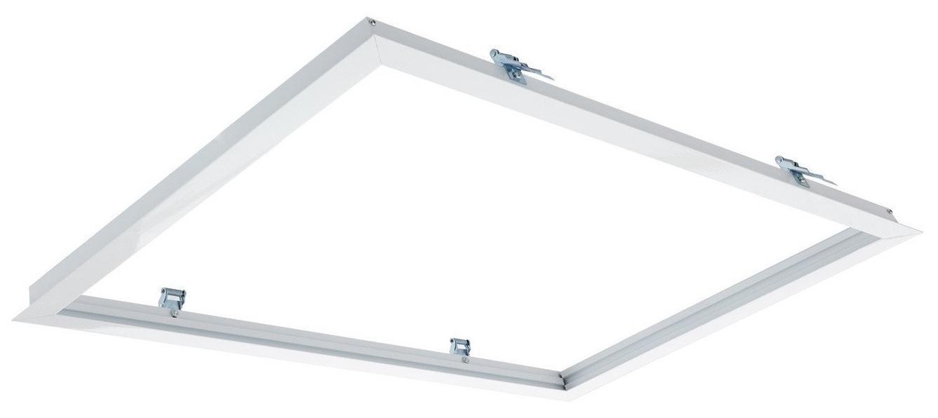 Aro Encastrar Branco p/ Fixação Painel LED (30x60cm)