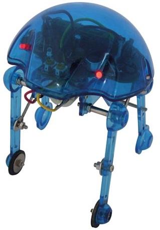 Kit Robot SKY WALKER (Soldadura Necessária) - VELLEMAN