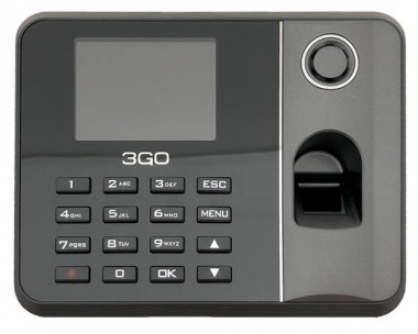 Leitor Biométrico Controlo de Acessos/Presenças - 3GO