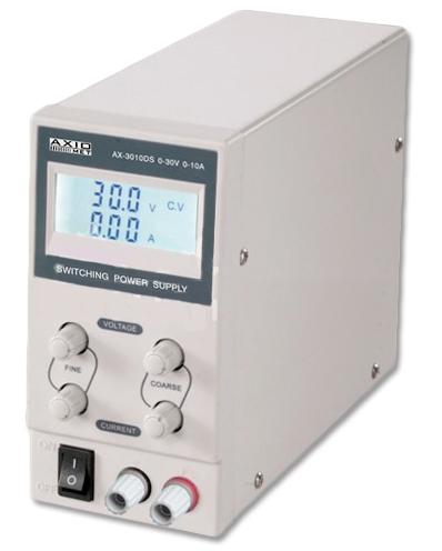Fonte Alimentação Regulável 0~30V 0~10A c/ Display - ProFTC