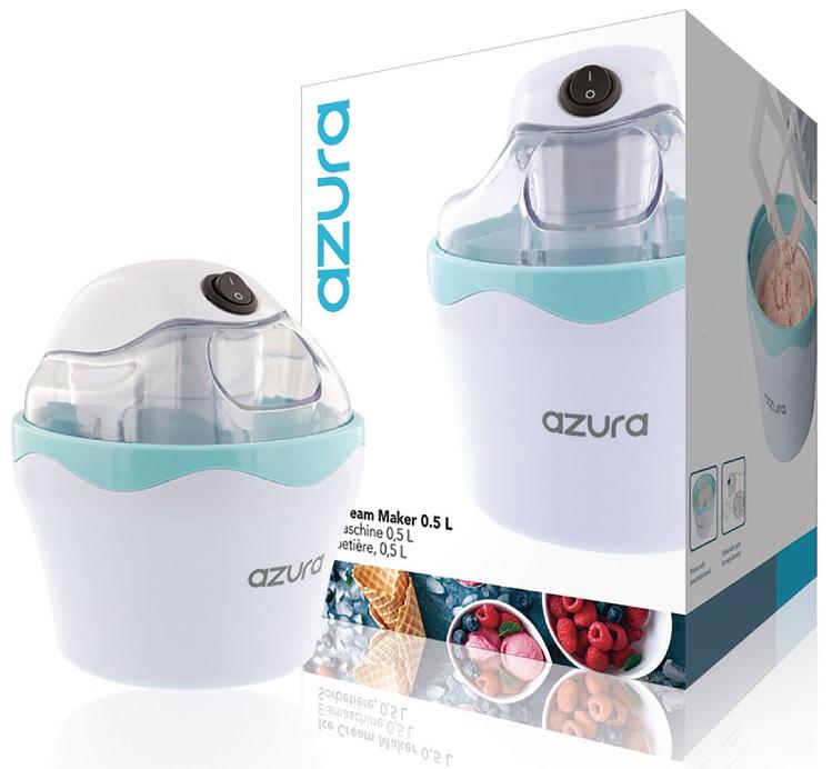 Máquina de Gelados (0,5 Litros) - AZURA