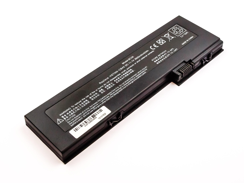 Bateria Compatível 436426-311, 436426-351, 443156-001, 454668-001, 593592-001, etc HP (3600mAh)