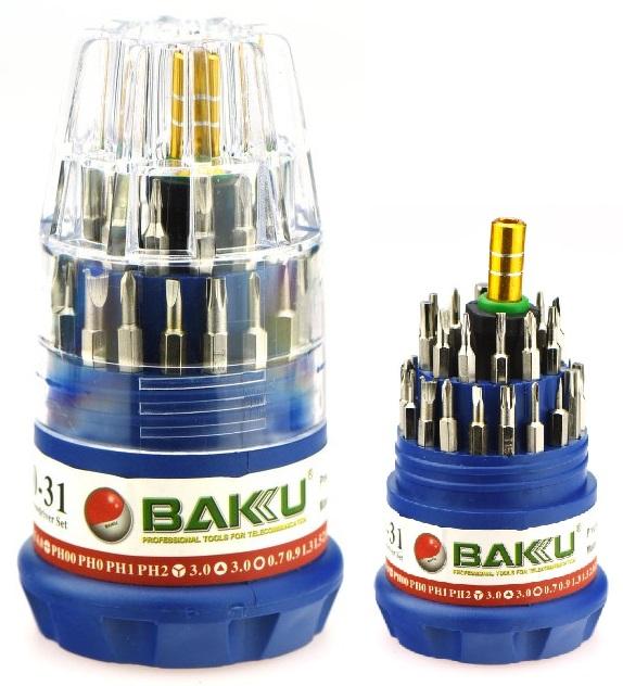 Conjunto de Chaves GSM de Precisão (30pcs) - BAKU