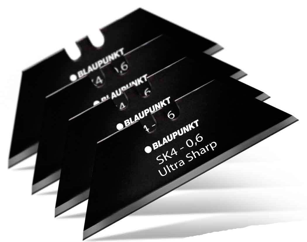 Pack 4x Lâminas de Subsituição p/ X-Acto UK4T1 - BLAUPUNKT