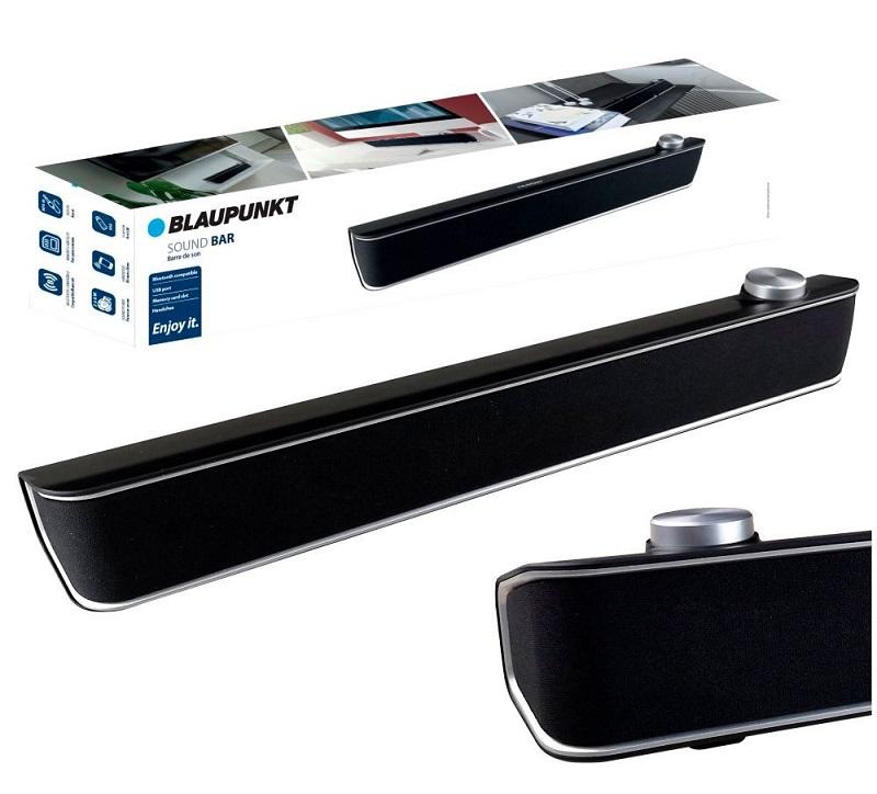 Barra de Som Soundbar BLP9620 Bluetooth 12W (Preto) - BLAUPUNKT