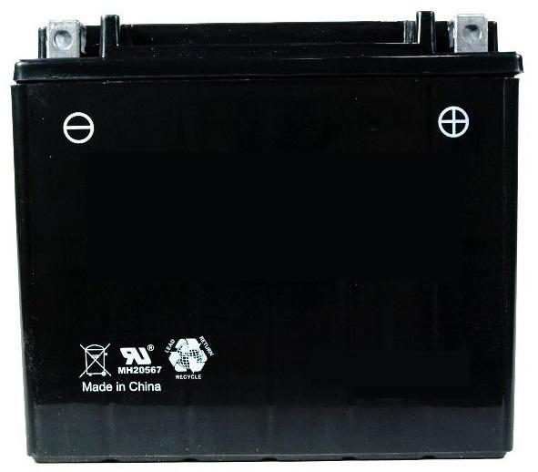 Bateria GEL p/ Mota 12V 20Ah - ProFTC