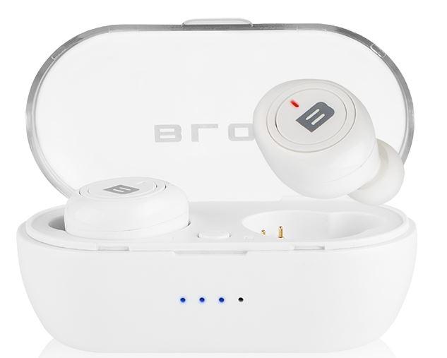 Headphones Earbuds BTE100 (Branco) - BLOW