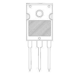Transistor BU2520DW