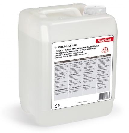 Liquido p/ Máquinas de Bolhas (5 Litros) - FONESTAR