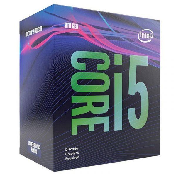 Processador Core i5-9400F Hexa-Core 2.9GHz c/ Turbo 4.1GHz Skt1151 - INTEL