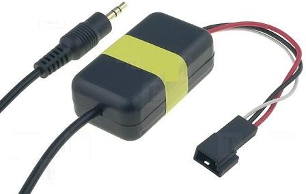 Interface AUX - Jack 3,5mm p/ BMW
