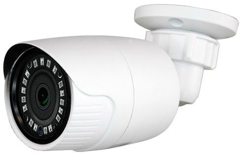 Camara Vig. 4-EM-1 (HDTVI/HDCVI/AHD/Analógica) 18 LEDs 2MP HD 1080p Cores Fixa - Branco
