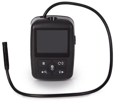 Camara de Inspecção Visual Compacta c/ Monitor LCD a Cores - VELLEMAN