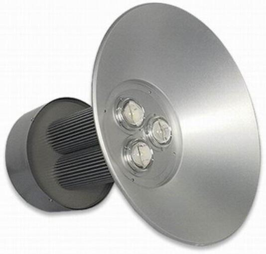 Campânula LED p/ Armazens IP68 220V 150W (3x50W) 6000K 13500Lm - ProFTC