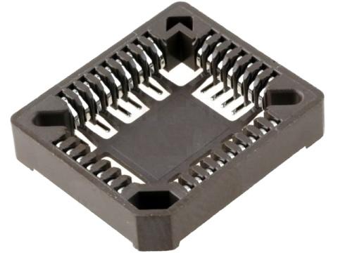 Suporte C.I. 32 Pinos PLCC SMD
