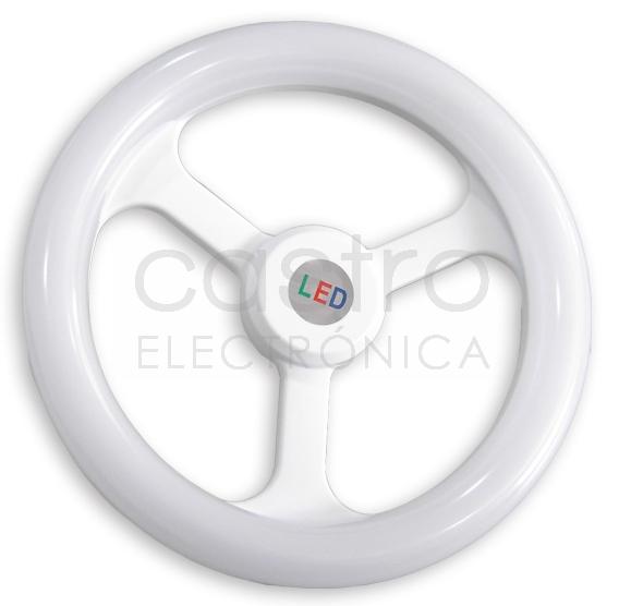 Lampada LED Circular 220V E27 12W 6000K 840Lm - ProFTC