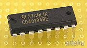 Circuito Integrado CMOS40194 = MC14194BCP