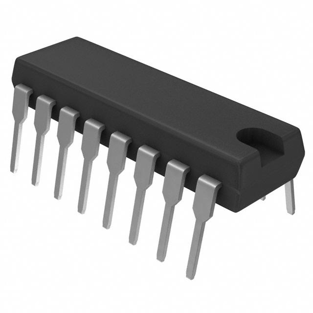 Circuito Integrado CMOS4033