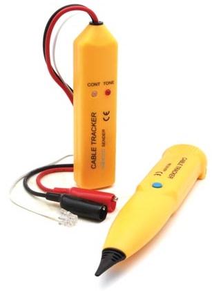 Testador de Redes c/ Gerador de Multi-Frequências - VELLEMAN