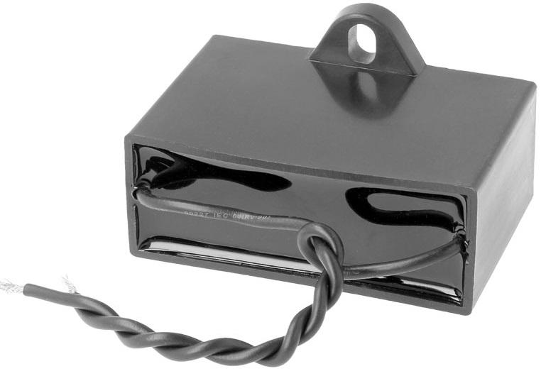 Condensador de Arranque 4uF c/ Fios