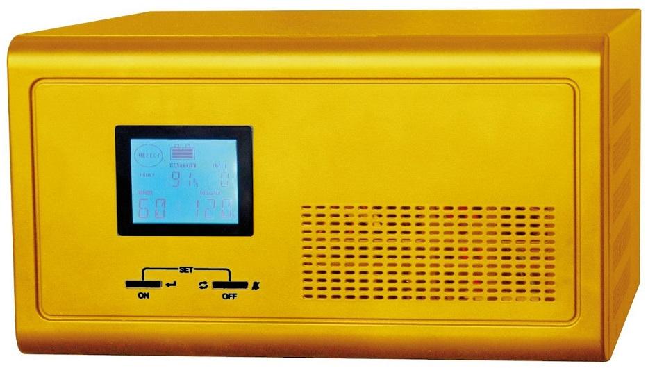 Estabilizador Tensão ONDA PURA 220V/1000W c/ Função UPS - WELL