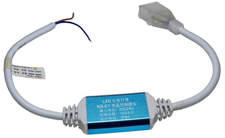 Controlador de Fita de LEDs RGB 24V (Máx. 250W)