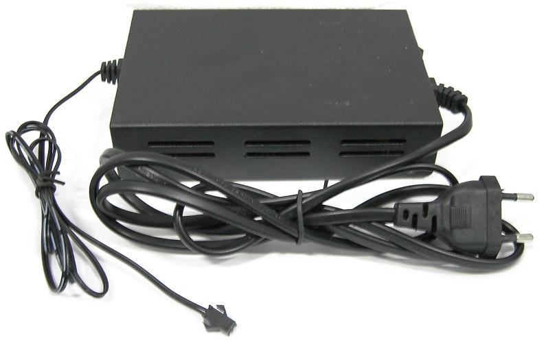 Controlador p/ Fio Electroluminescente 220V AC - Até 100 mts