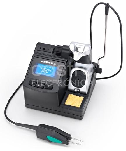 Estação Digital Soldadura/Dessoldadura p/ Componentes SMDs (PA120-A + C120-002) - JBC