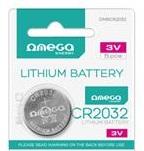 Pilha Lithium 3V 200mAh CR2032 - PLATINET