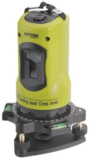 Nivel c/ Laser Auto-Nivelante - EXTOL