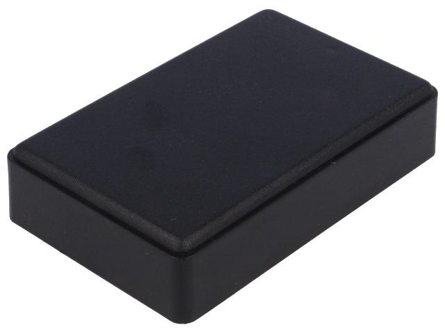 Caixa de Montagem ABS (90x57x23mm) - Preto