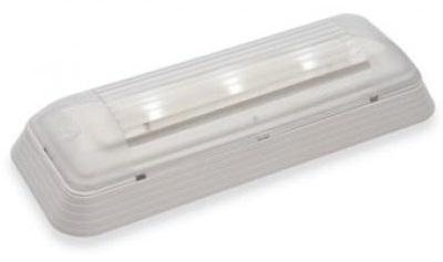 Armadura Saída Emergência em LED 45Lm - DUNNA D-30L