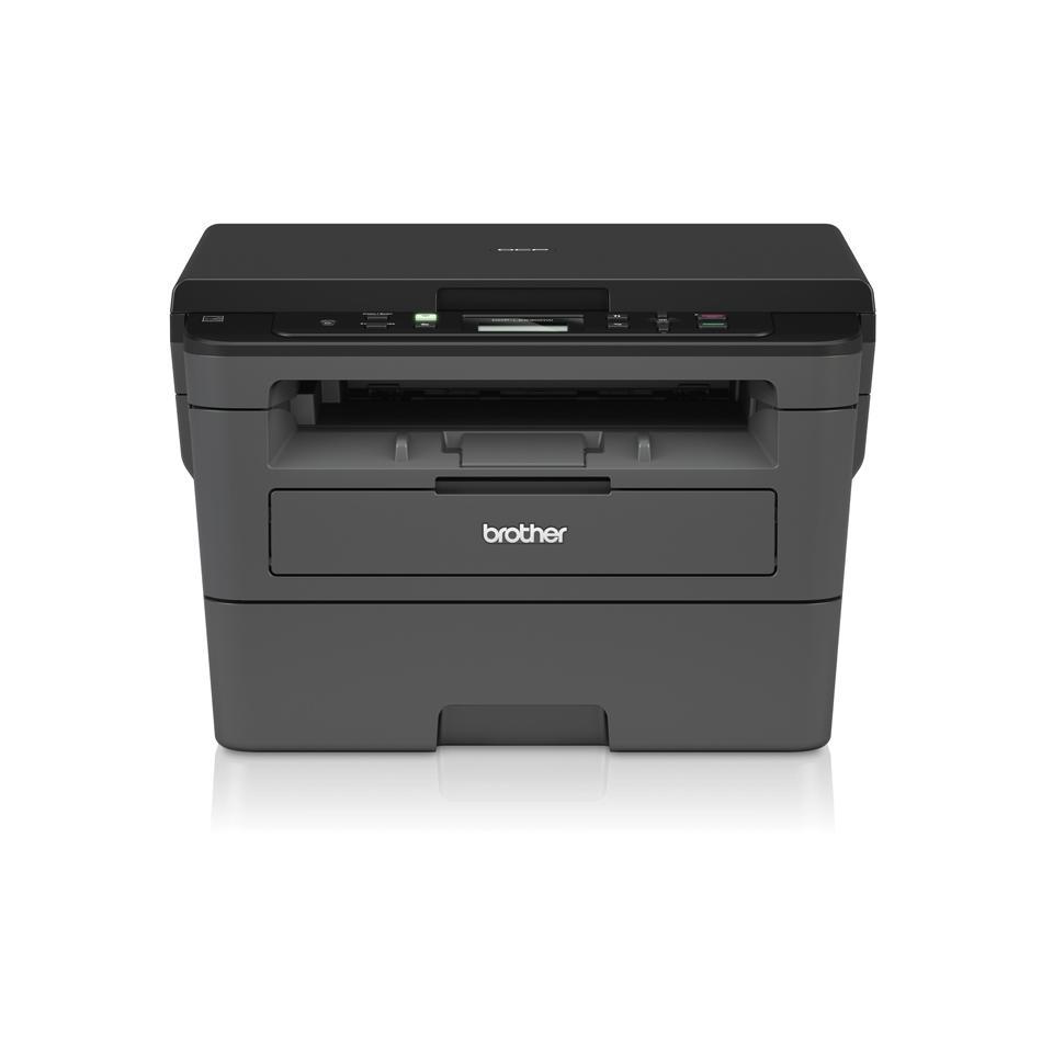 Impressora Multifunções Laser Mono Wi-Fi - BROTHER DCPL2530DW
