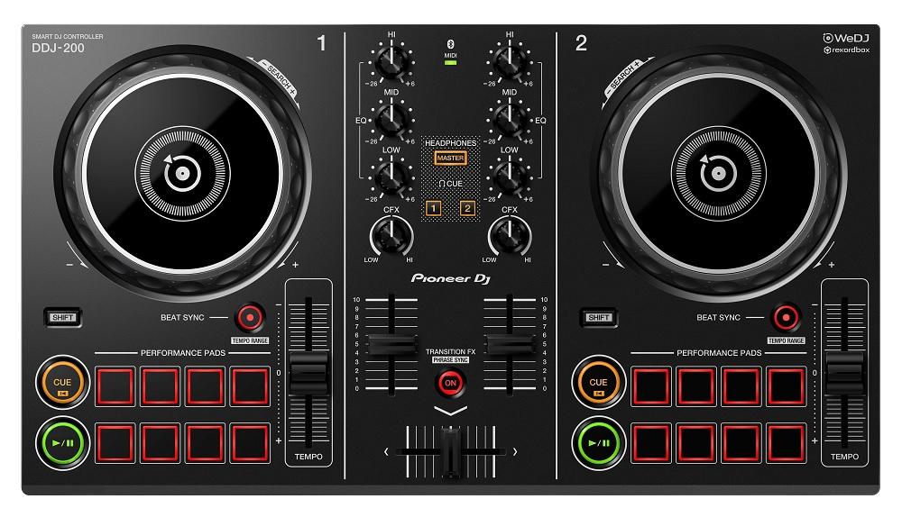 Controlador DJ Profissional - Pioneer