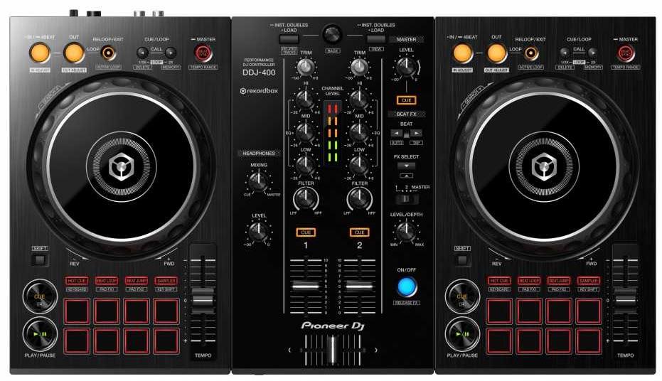 Controlador DJ Rekordbox - Pioneer
