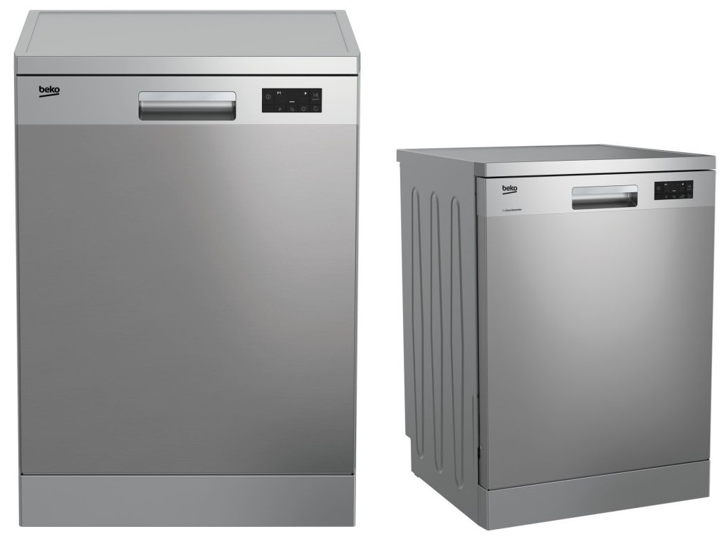 Máquina de Lavar Loiça A++ 6 Prog. (Inox) - BEKO