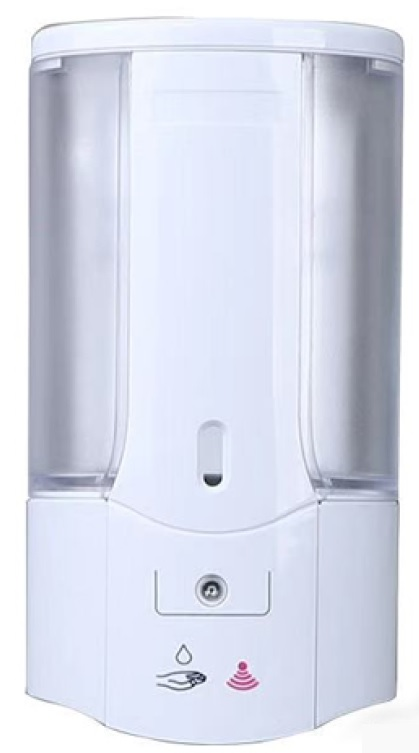 Saboneteira/Dispensador Automático de Gel (450ml) p/ Parede - ProFTC