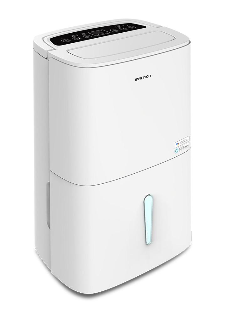 Desumidificador DHM-W20L 420W 20L Wi-Fi (Branco) - INFINITON