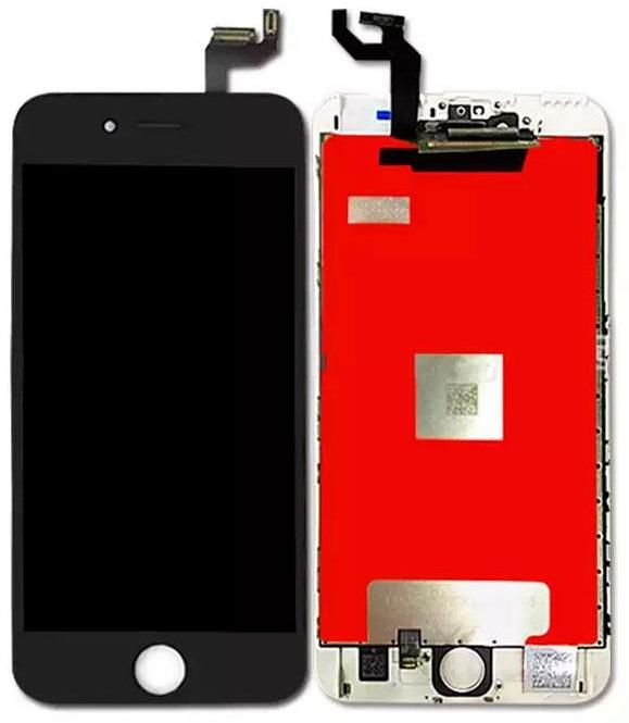 Display Subst. iPhone 6S + Painel Táctil + Cristal em Preto